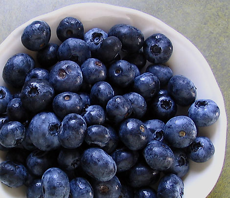 Blueberries, More Then Just Tasting Good