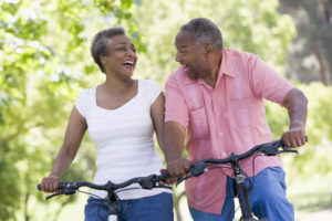 Couple with Natural Balanced Hormones
