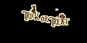 Healthy Trick or Treat Halloween